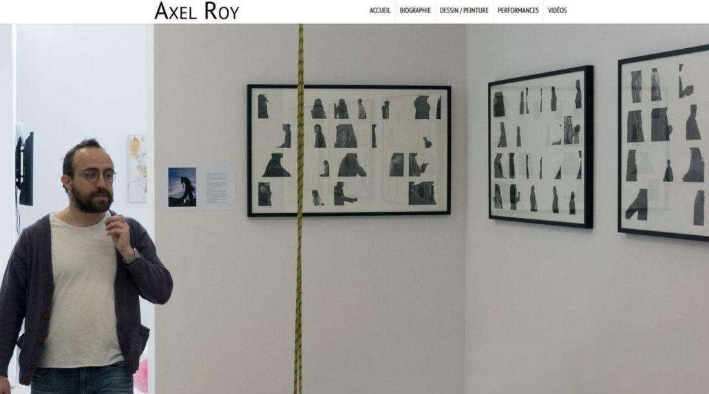 Axel Roy