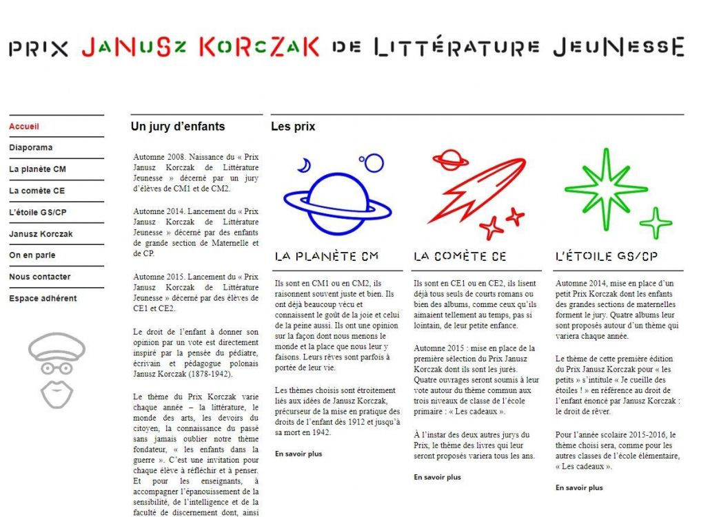 Prix Janusz Korczak de littérature jeunesse
